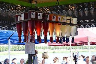 Weinwoche Rheinauhafen - Weinflaschen
