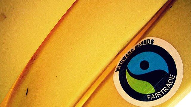 Fairtrade-Bananen