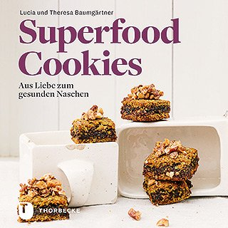 Superfood Cookies - Cover