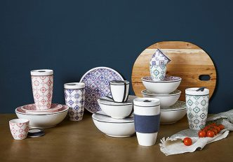 270 Jahre Villeroy & Boch - Modern Dining to go