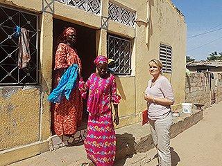 Der Wahnsinn mit dem Weizen - Besuch im Senegal