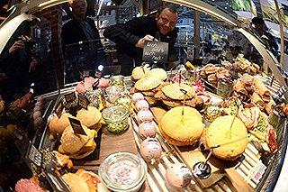 INTERNORGA 2018 - Bäcker und Konditoren - Snacks