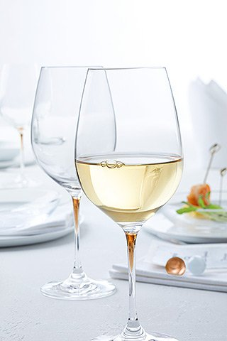 La Perla Weißweinglas