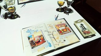 Le Petit Chef - Virtual Table