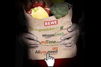 foodwatch - Vergleichstest - Online-Lebensmittelhändler