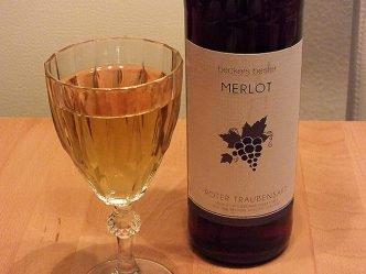 Beckers Bester - Merlot und Chardonnay
