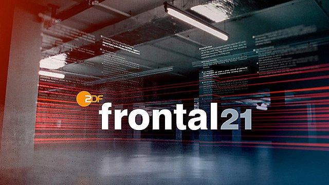 ZDF-frontal21- gepanschte Wurst