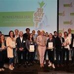 Zu gut für die Tonne – Bundespreis für Engagement gegen Lebensmittelverschwendung 2018