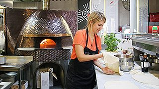 Die Foodtruckerin - Es gibt Pizza