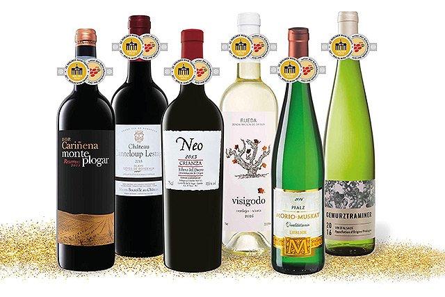 Lidl - Bester Weinfachhändler online