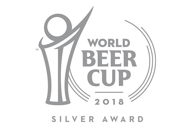 World Beer Cup - Silver Award
