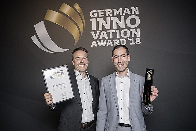 BRITA - German Innovation Award - mypure pro