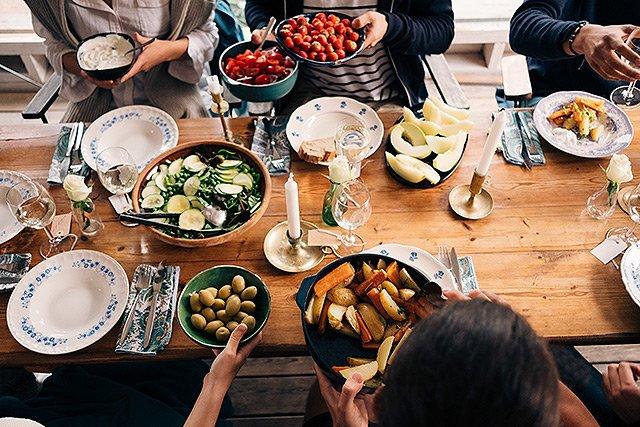 Essens-Rituale steigern den Genuss
