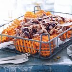 Lamb Weston - Fingerfood zum Oktoberfest - Pulled Pork Sweet Potato CrissCuts