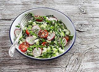 Märker Fine Food - Salat mit Bayerischem Dressing