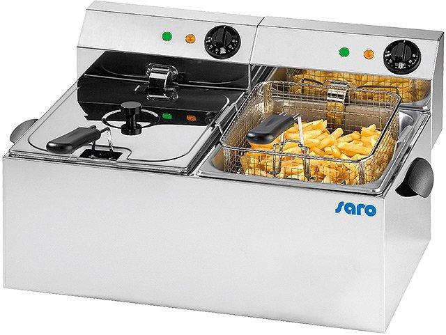 Saro Gastro-Products - Elektrofritteusen