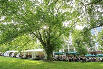 "Stadtparkfest ""Food, Wine & Music"""
