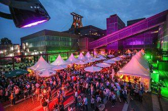 Gourmetmeile Metropole Ruhr 2018 - Zollverein Essen
