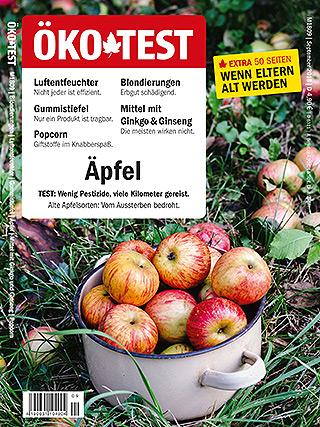 ÖKO-TEST - Äpfel