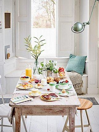 Villeroy & Boch - Colourful Life Frühstück
