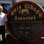 Brauerei Gold Ochsen - Braumeister Stephan Verdi