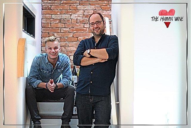 THE HUMAN WINE - Marcus Dytrich und Timo Wentzel