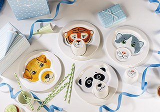 Villeroy und Boch - Animal Friends 2018 - Kiddy Collection