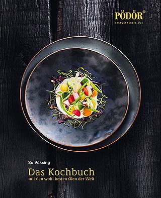 Pödör - Das Kochbuch - Cover