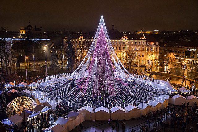Go Vilnius - Saulius-Ziura - Christmas-Tree