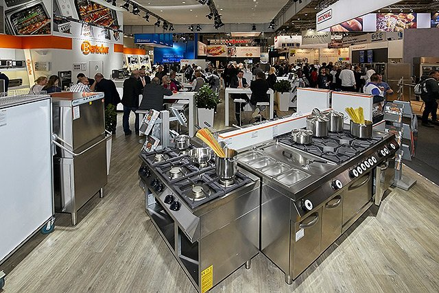 INTERNORGA 2019 - Küchentechnik