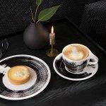 Coffee Passion Awake - Servieren am Tisch