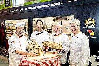 Deutsche Innungsbäcker - Brot des Jahres