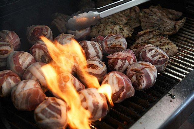 INTERNORGA 2019 - Grill & BBQ Court