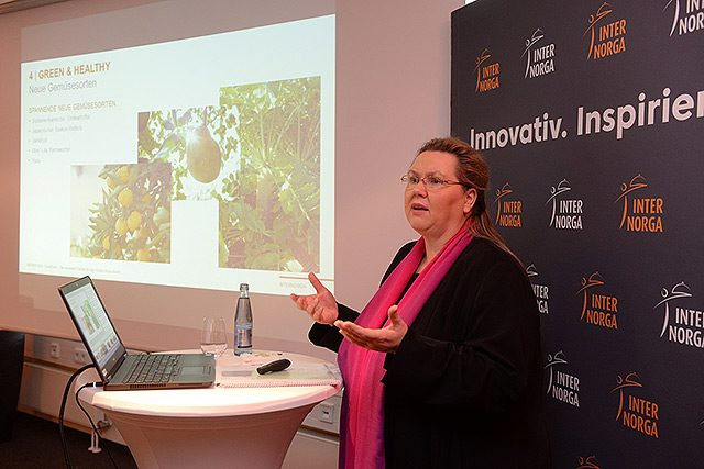 INTERNORGA - Karin Tischer - FoodZoom