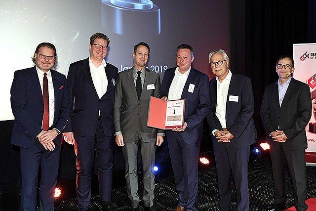 Preisverleihung 7. Europäischer Innovationspreis