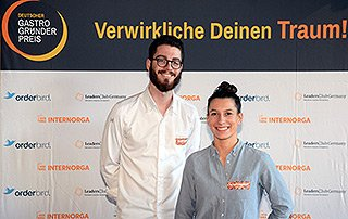 Deutscher Gastro Gründerpreis - Holycrab