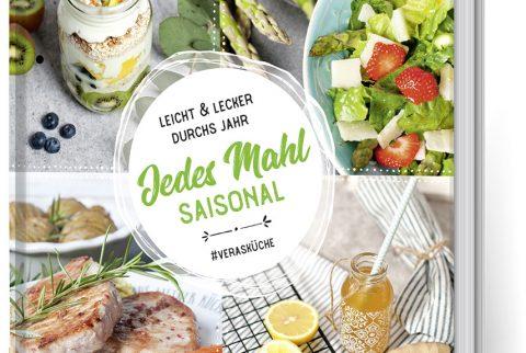 Jedes Mahl saisonal - Cover