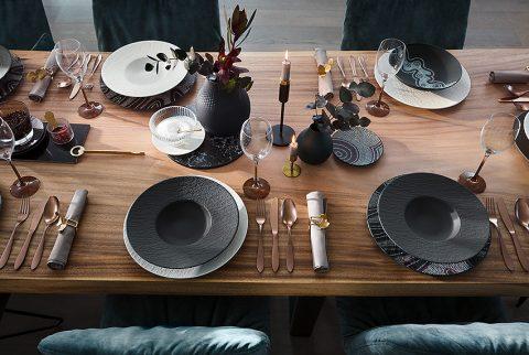 Manufacture Rock - Mix & Match - Der perfekte Tisch