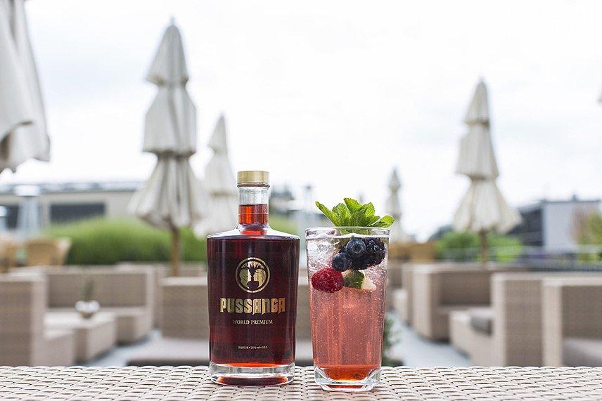 Der Sommerdrink 2019 - Pussanga Wild Berry