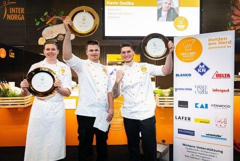 INTERNORGA 2019 - Gewinner Next Chef Award