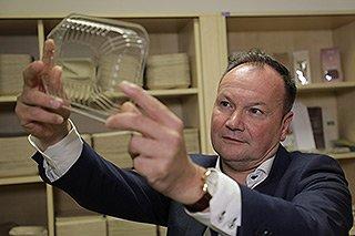 Schluss mit Plastik - Patrick Gerritsen - Verpackungen aus Zucker