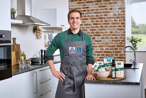 ALDI - Schneekoppe - Philipp Lahm