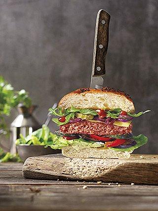 Incredible Burger - Veganes Patty bringt Nachhaltigkeit auf den Tisch
