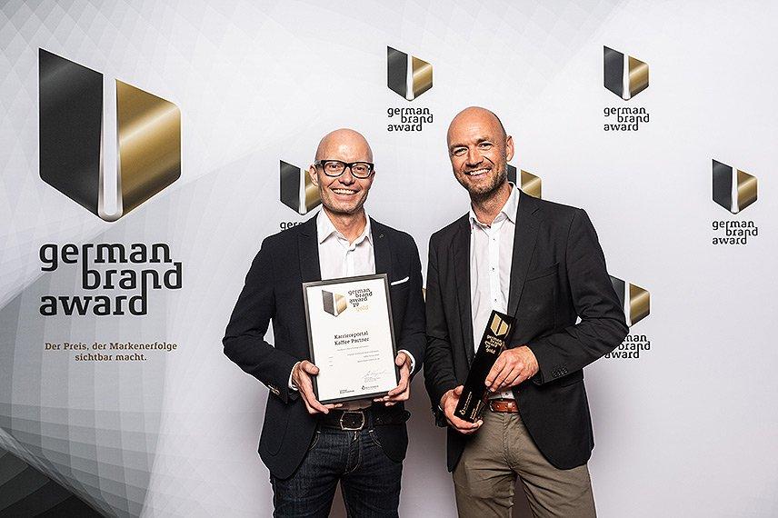 Kaffee Partner GmbH - German Brand Award