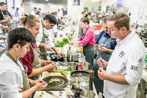 Kochtalente-Seminar - Eckert-Schulen