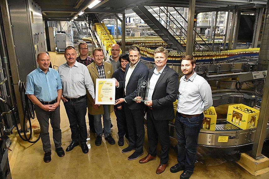 Libella Quality Gold Award 2019