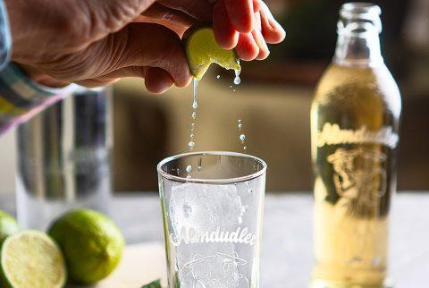 Almdudler - Almjodler-Lime