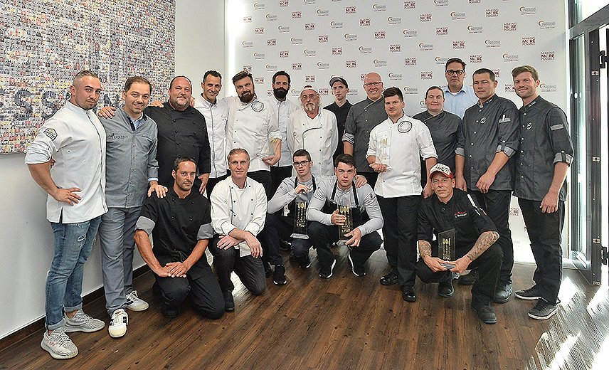 Compass DACH Culinary Cup 2019 - Gruppenbild