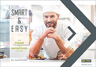 PENTAGAST und METRO - Smart and Easy - Food and Nonfood
