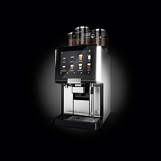 WMF 5000 S+ mit Chilled Coffee-Technologie